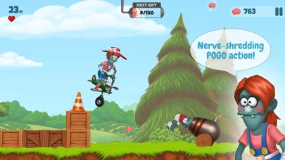 Zombie's Got a Pogo screenshot three