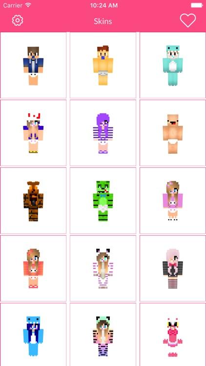 Baby Skin For Minecraft Edition screenshot-4