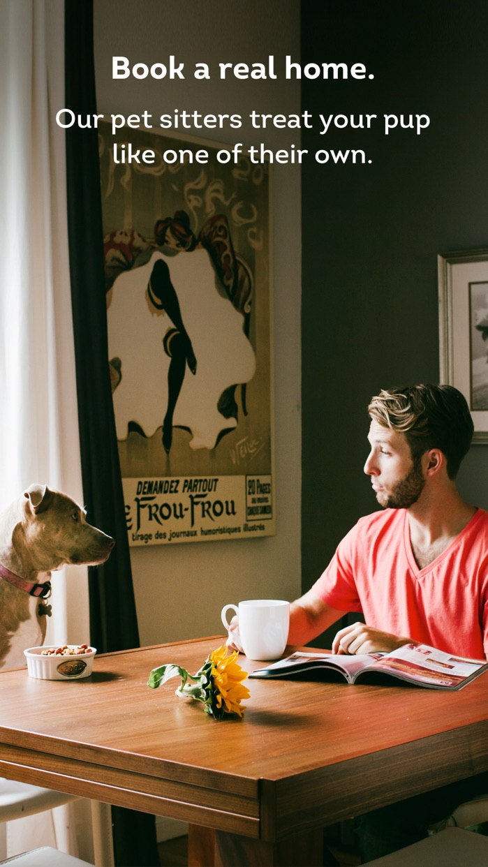 DogVacay - Pet Sitting, Dog Boarding & Daycare Screenshot