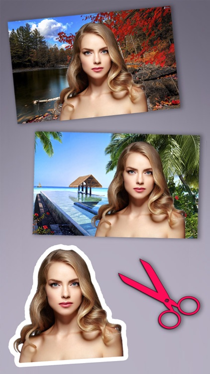 Background eraser – Cut and paste photo editor