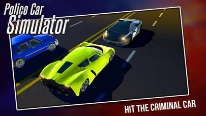 警察Car Sim Sim 2018のおすすめ画像5