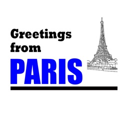 Greetings from Paris