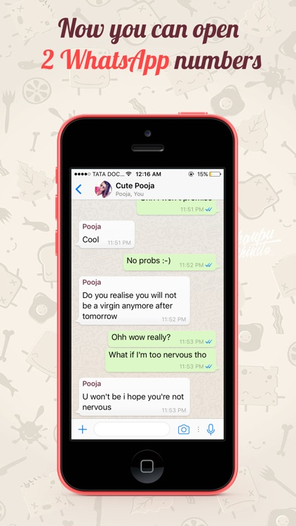 Dual Chat Messanger for WhatsApp
