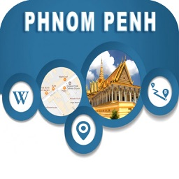 PhnomPenh Cambodia Offline City Maps Navigation