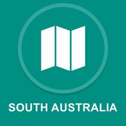 South Australia : Offline GPS Navigation