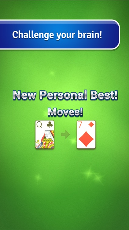Pyramid Solitaire - Classic Card Game screenshot-3