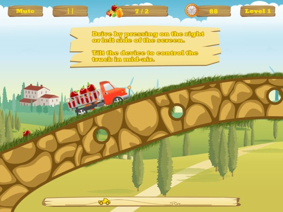 Screenshot #5 pour HappyTruck: Explorer Lite