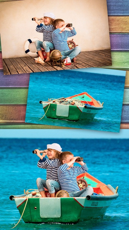 Cut paste photo editor – stickers for photos