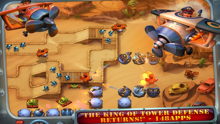 Fieldrunners 2 screenshot-3