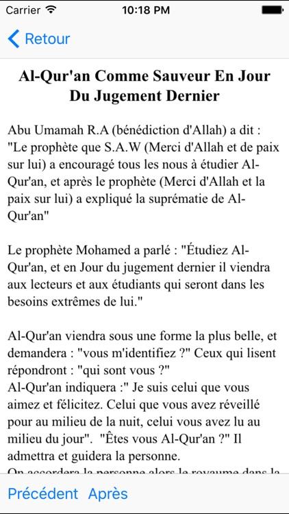 Muslim Book Pack - French Indonesia screenshot-3