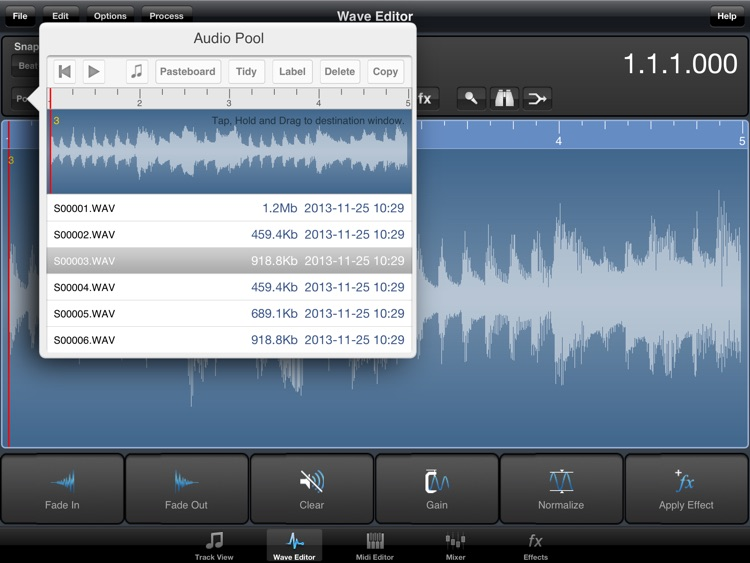 MeteorLite Multitrack Recorder screenshot-3
