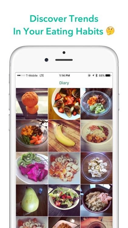 KaleKam - Eat Well with Friends screenshot-4