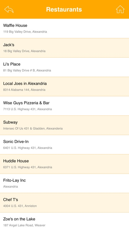 Waffle Restaurants screenshot-4