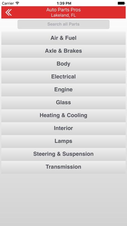 Auto Parts Pros - Lakeland, FL