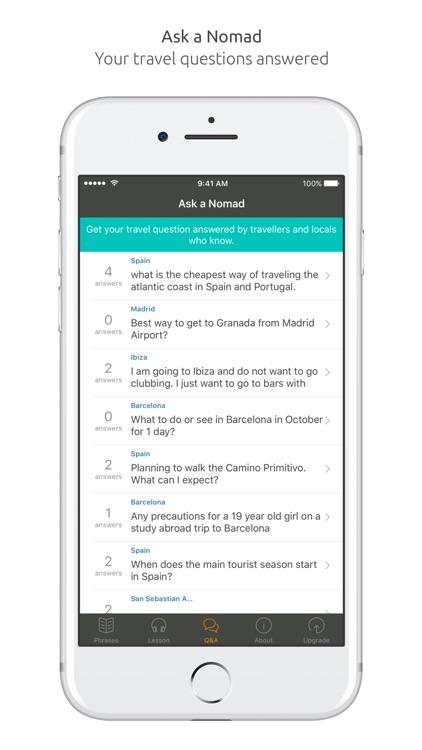 Spanish Language Guide & Audio - World Nomads screenshot-4