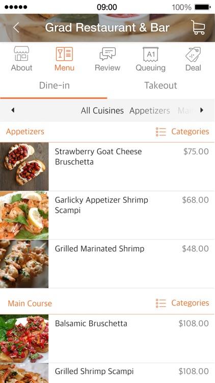 Eats365 screenshot-3