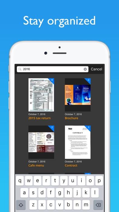 JotNot Pro - PDF Document Scanner App app image