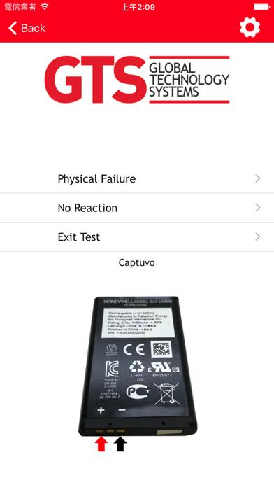 GTS Test & Replace screenshot three