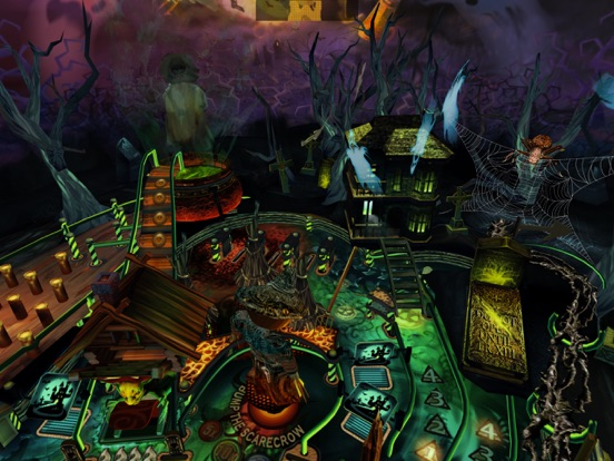Halloween Pinball screenshot