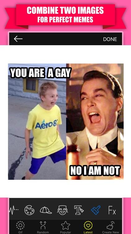 Meme Creator - Generate Memes Caption for Reddit