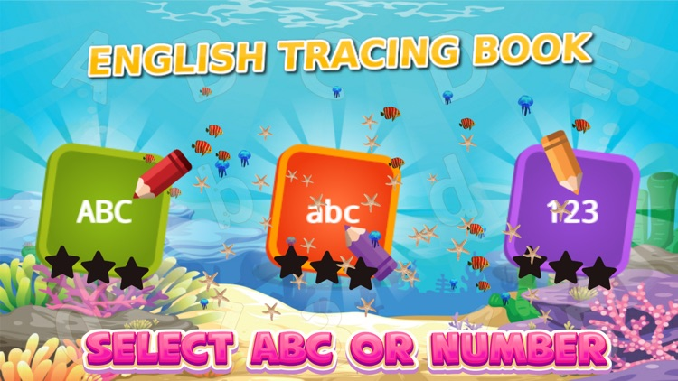 ABC Tracing Alphabet Learn to Writing Letters
