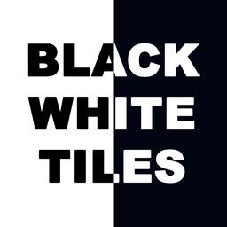 Black & White Tiles: