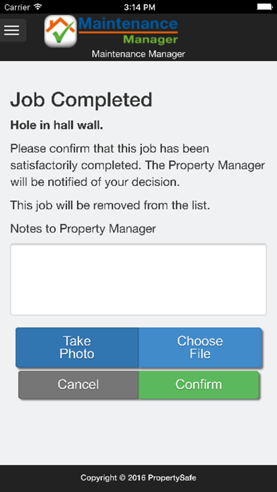 Download MMgr Tenant App for Pc