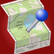 Topo Maps For Ipad app review