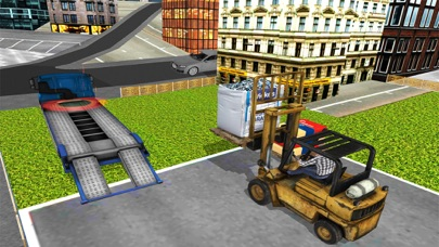 Construction Simulator pro: Forklift Truck Driver