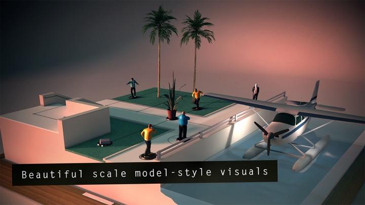 Hitman GO Screenshots