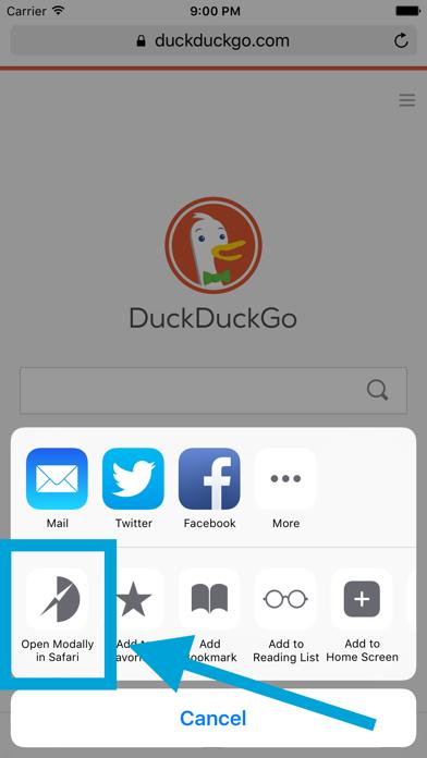 Sidefari - Web browsing companion for Safari iPhone