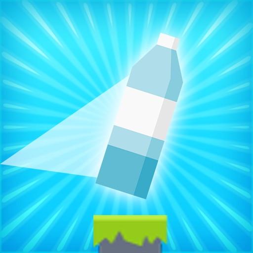 New Bottle Flip Challenge