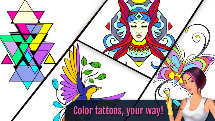 Fab Tattoo Design Studio screenshot-4