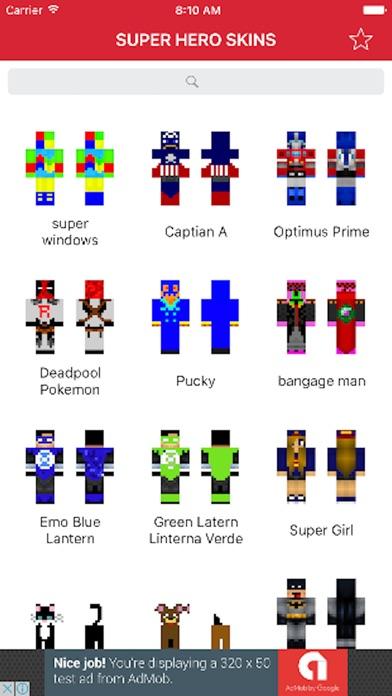 VIP Custom Skins For Minecraft Pe Pro - Skin para minecraft pe vip