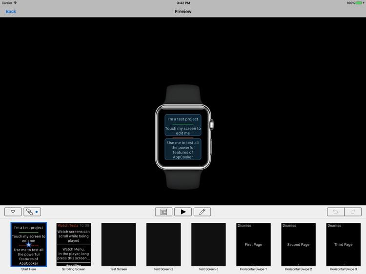 AppCooker 2.0 - Prototyping screenshot-5
