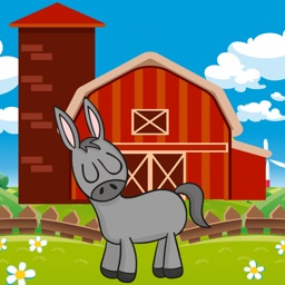 Farm animals name and sound · Kids Learning