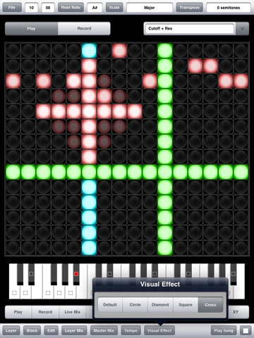 Screenshot #6 pour Aurora Sound Studio HD