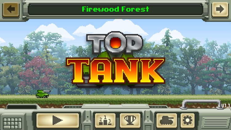 Top Tank screenshot-0