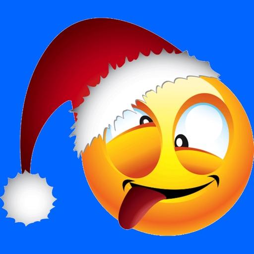 Christmas Emojis.Animated Merry Christmas Emojis By Nilesh Patel