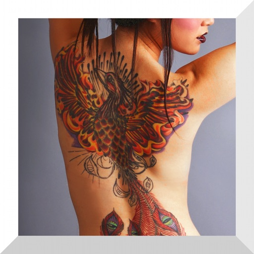 Tattoo Designs! - HD Ink for Tattoos & Wallpapers application logo