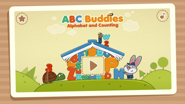 ABC Buddies: Alphabet and Counting screenshot-0