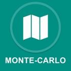 Monte-Carlo, Monaco : Offline GPS Navigation icon