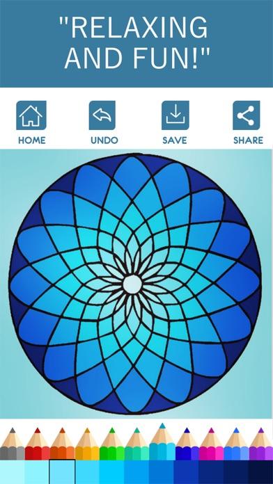 大人のための塗り絵帳 - Coloring bookスクリーンショット3