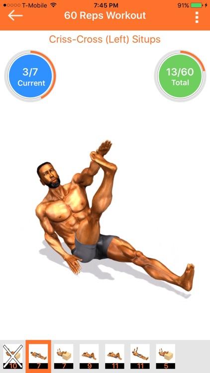 Chrono SitUps: 3D Trainer