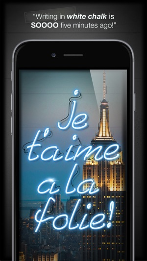 Light Write™ Decorate your photos for the holidays on the