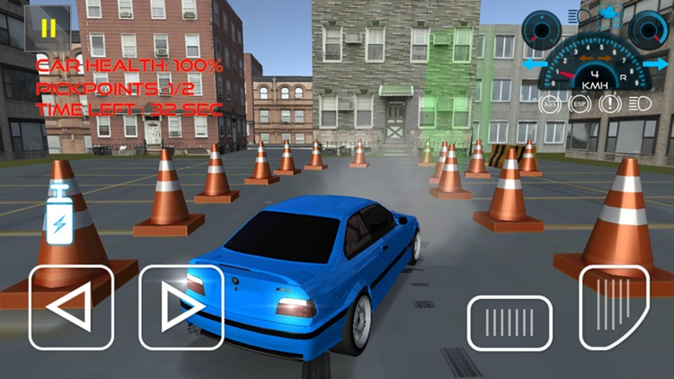 Real Race Extreme Stunts - GT Car Drift Racing screenshot-3