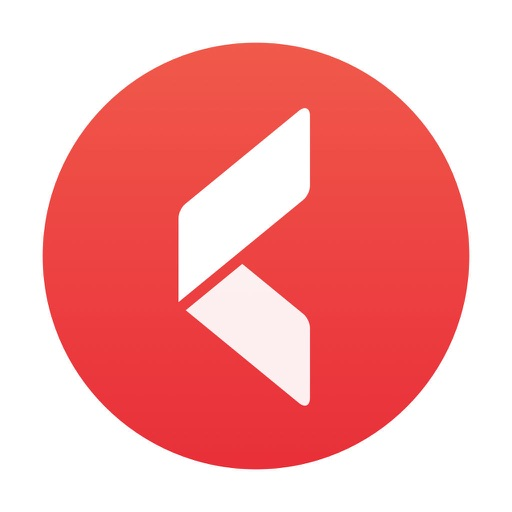Keelo — High Intensity HIIT Workouts at Home & Gym app logo