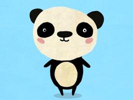 Paper Panda - Animated