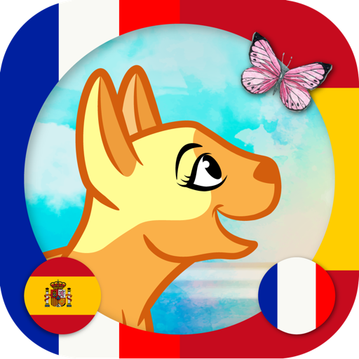 Learn French & Spanish - Toddler & Kids Animals
