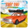 高速カーシューティングレース - 漫画車アスファルトレース - iPhoneアプリ